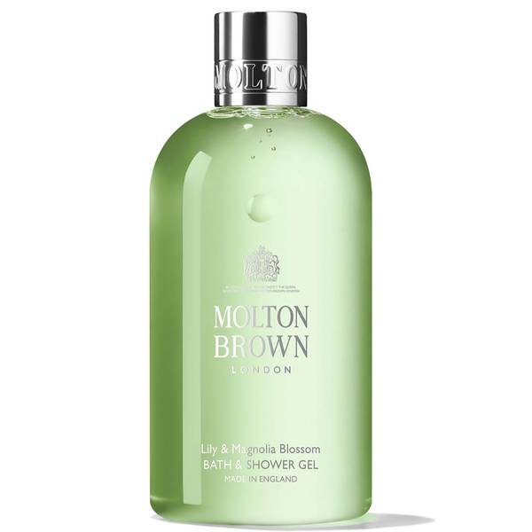 Molton Brown Lily & Magnolia Blossom Bath and Shower Gel 300ml