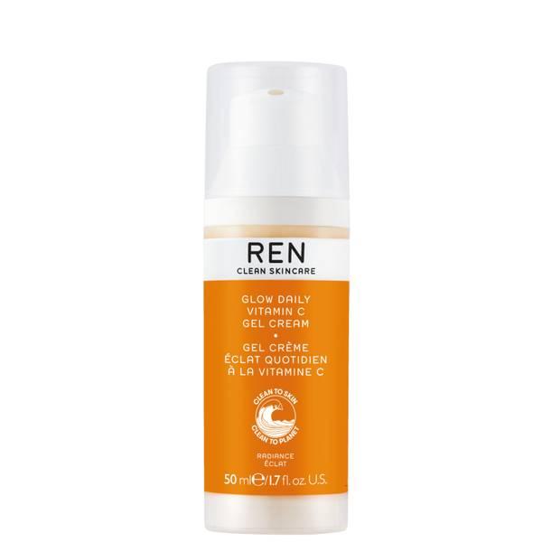 REN Clean Skincare Vitamin C Gel Cream 50ml