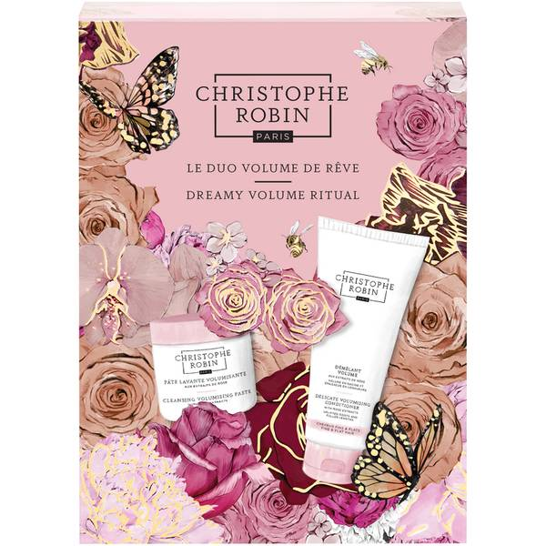 Christophe Robin Mini Volume Duo Gift Set (Worth £17.00)