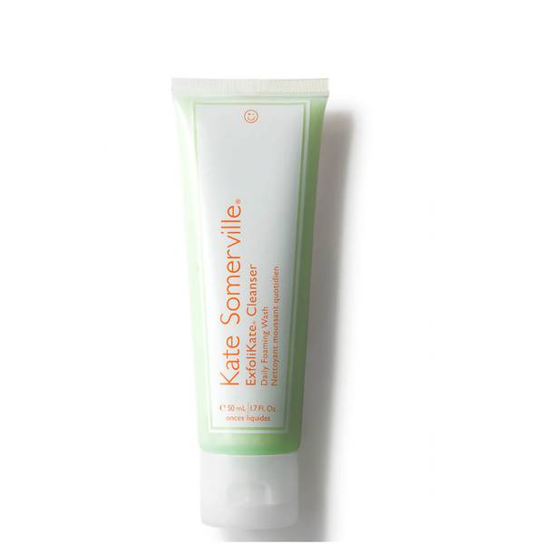 Kate Somerville Travel Size ExfoliKate Cleanser Daily Foaming Wash 50ml