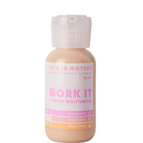 Skin In Motion Ltd Work IT Tinted Moisturiser 30ml (Various Shades)