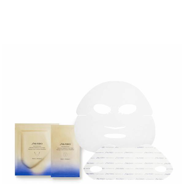 Shiseido Exclusive Vital Perfection LiftDefine Radiance Face Mask (Pack of 6)