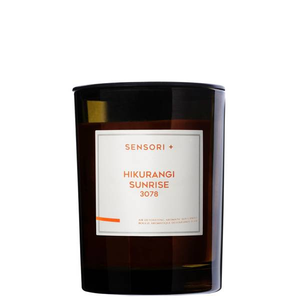 SENSORI+ Air Detoxifying Aromatic Hikurangi Sunrise Soy Candle 260g