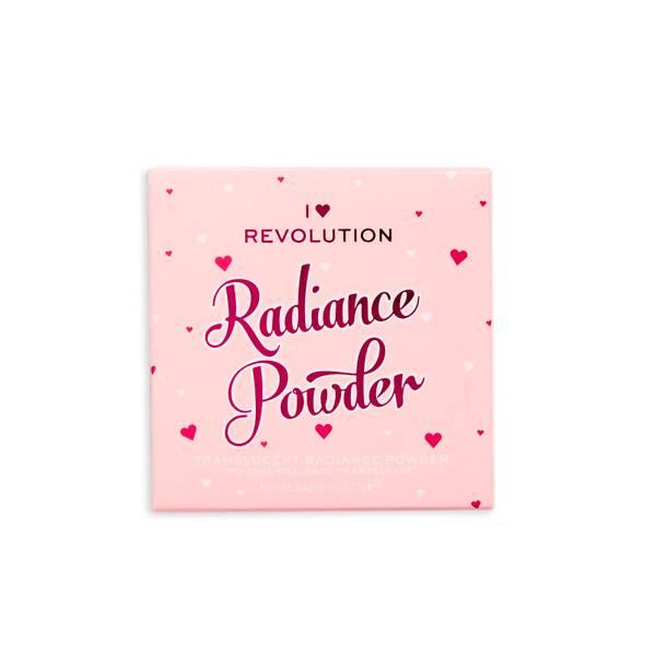 Revolution I Heart Revolution Heartbreakers Radiance Loose Powder