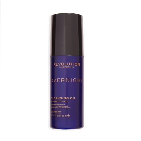 Revolution Skincare Overnight Nourishing Cleansing Oil 150ml
