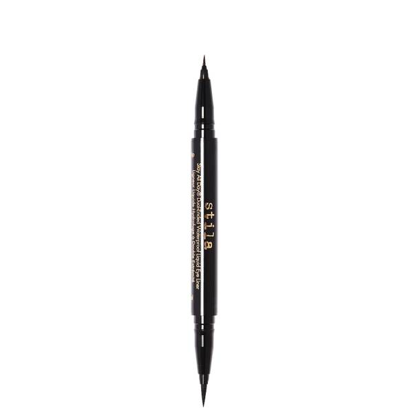 Stila Stay All Day® Dual-Ended Waterproof Liquid Eye Liner 1ml (Various Shades)