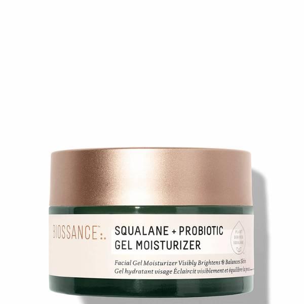 Biossance Squalane and Probiotic Gel Moisturiser 50ml