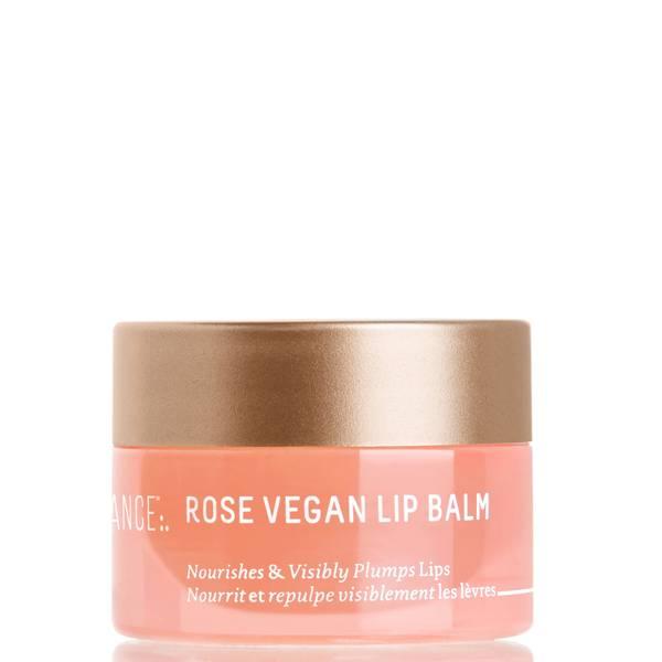 Biossance Squalane and Rose Vegan Lip Balm 10g