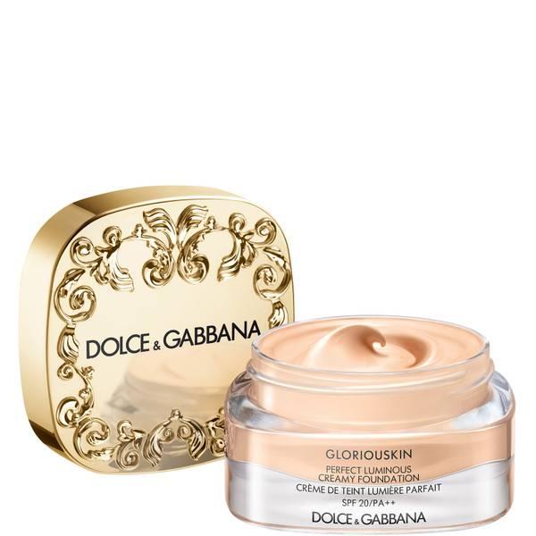 Dolce&Gabbana Gloriouskin Perfect Luminous Creamy Foundation 30ml (Various Shades)