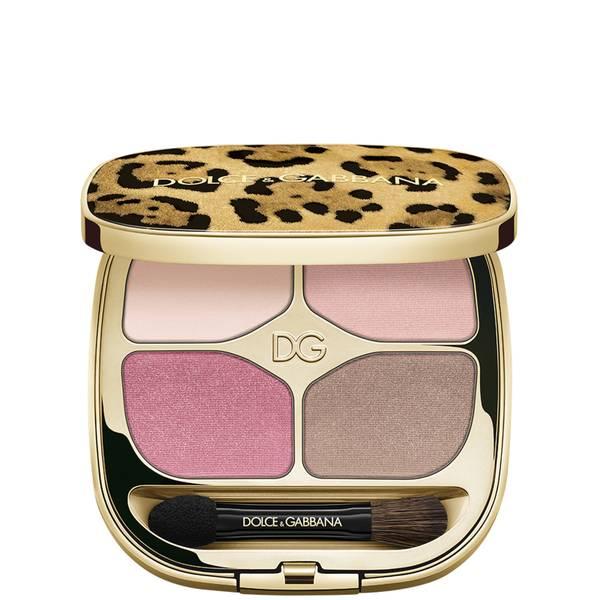 Dolce&Gabbana Felineyes Intense Eyeshadow Quad - Romantic Rose 6 4.8g