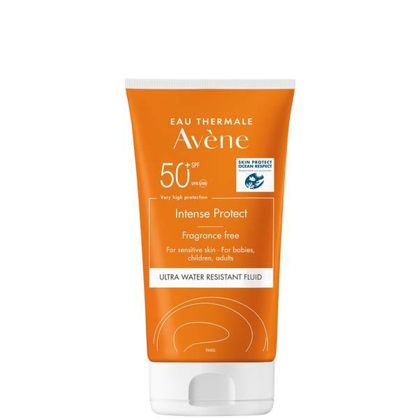 Avène Intense Protect SPF50+ Sun Cream for Very Sensitive Skin 150ml