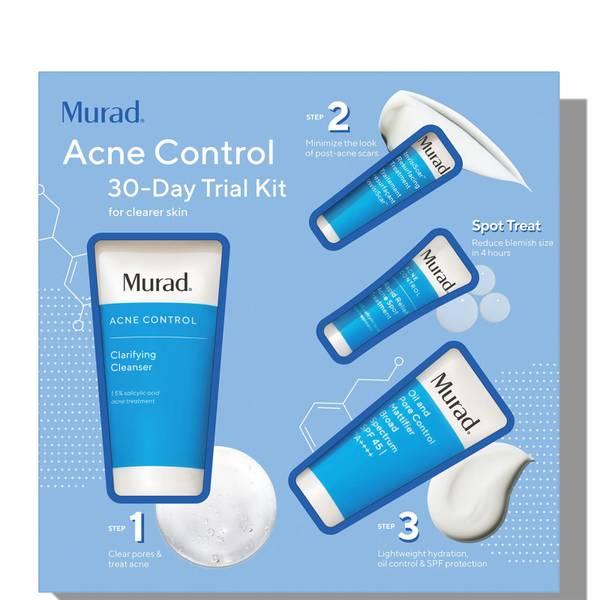 Murad Acne Control 30Day Trial Kit 3.22 fl. oz. - $53 Value