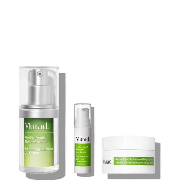 Murad Youth Renewal Retinol Trial Kit 1.17 fl. oz. - $98 Value