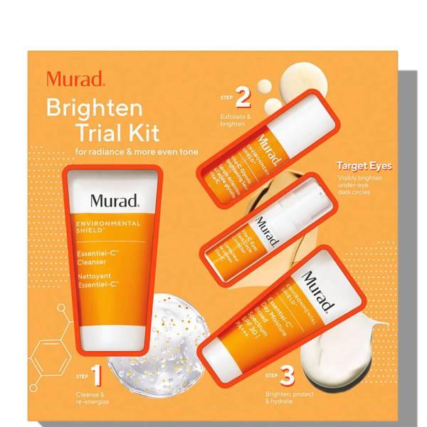 Murad Brighten Trial Kit (4 piece - $90 Value)