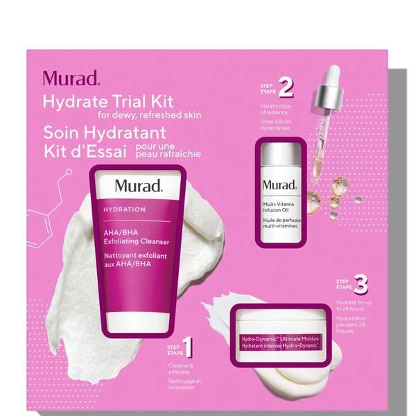 Murad Hydrate Trial Kit 2.83 fl. oz. - $58 Value