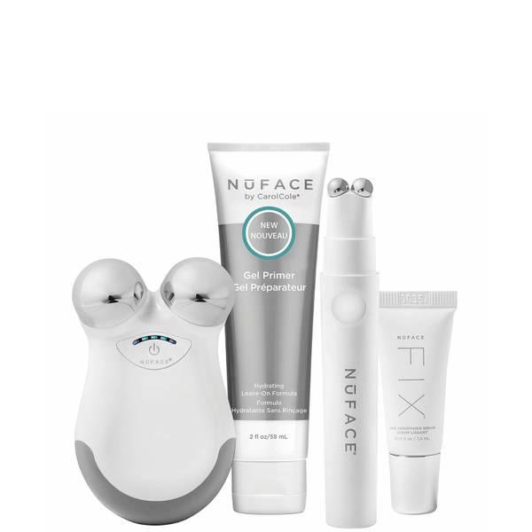 NuFACE The Petite Facial Kit 4 piece - White - $348 Value