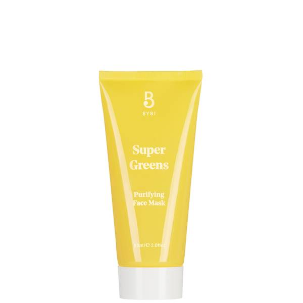 BYBI Beauty Super Greens Purifying Face Mask 60ml