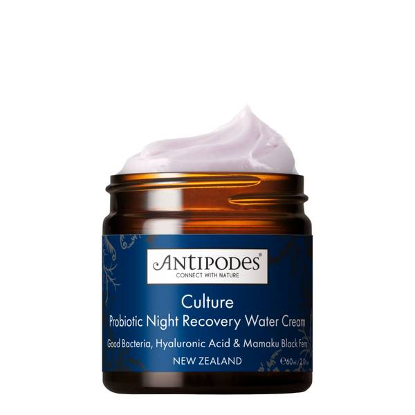 Culture Probiotic Night Recovery Water Cream 60ml