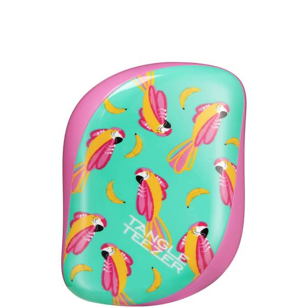 Tangle Teezer Compact Styler Entwirrungshaarbürste - Papageien