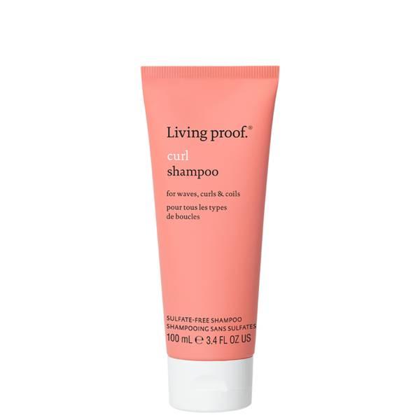 Living Proof Curl Shampoo Travel Size 100ml