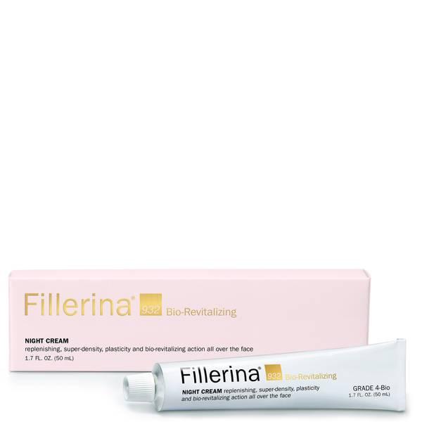Fillerina 932 Bio-Revitalizing Night Cream - Grade 5 1.7 oz