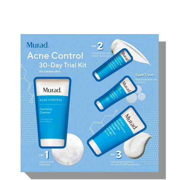 Murad Acne Control 30 Day Trial Kit