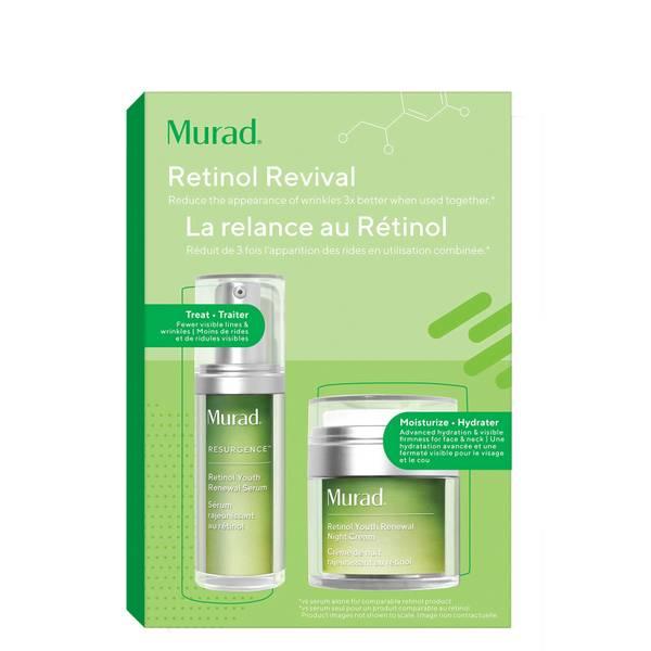 Murad Retinol Revival Value Kit (Worth £148.00)