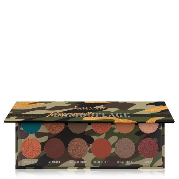 Luvia Karmaflage Eyeshadow Palette