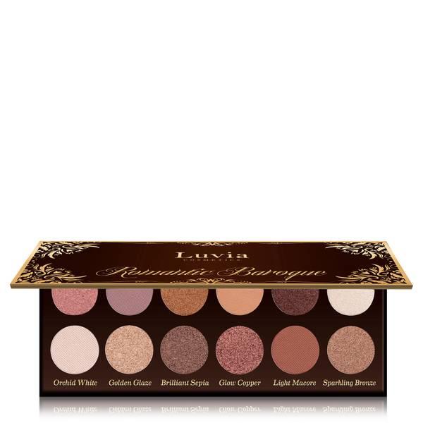 Luvia Romantic Baroque Eyeshadow Palette