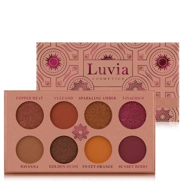 Luvia SunSet Nova Eyeshadow Palette