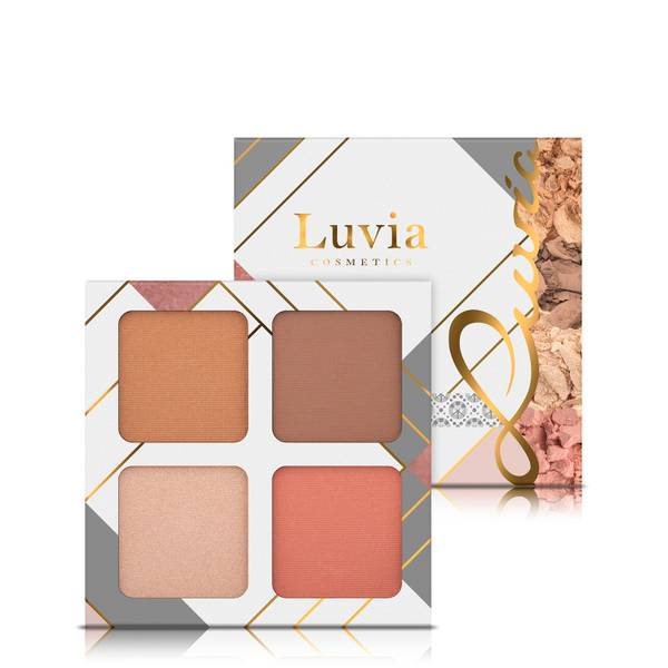 Luvia Face Palette - Light