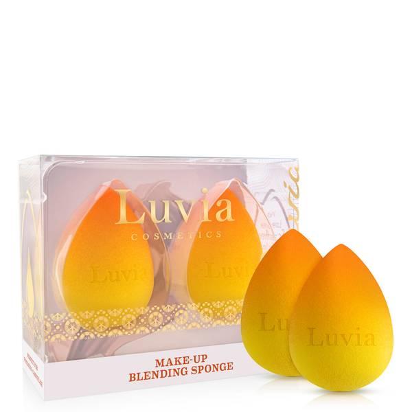 Luvia Make-up Blending Sponge Set - 24/7 Sunrise