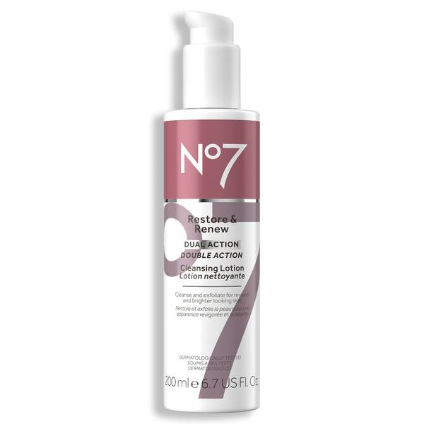 Restore & Renew Cleansing Lotion