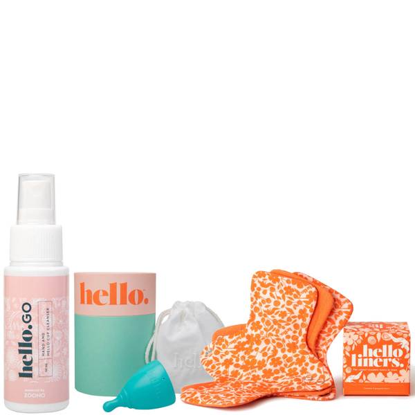 The Hello Cup Starter Kit