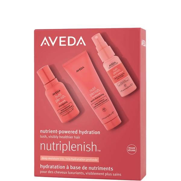 Aveda Nutriplenish Deep Moisture Trio (Worth £27.00)