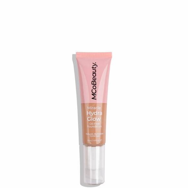 MCoBeauty Miracle Hydra Glow Oil-Free Foundation 30ml (Various Shades)
