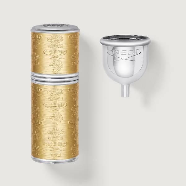 Atomiser 50ml Silver/Gold