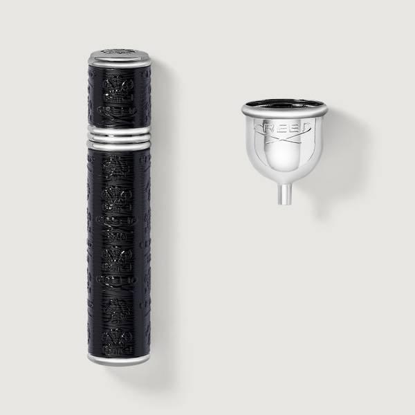 Vaporisateur 10ml Argent/Noir