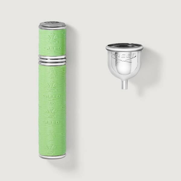 Vaporisateur 10ml Argent/Vert Fluo