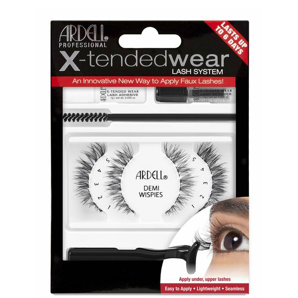 Ardell X-Tended Wear Demi Wispies Lashes2g