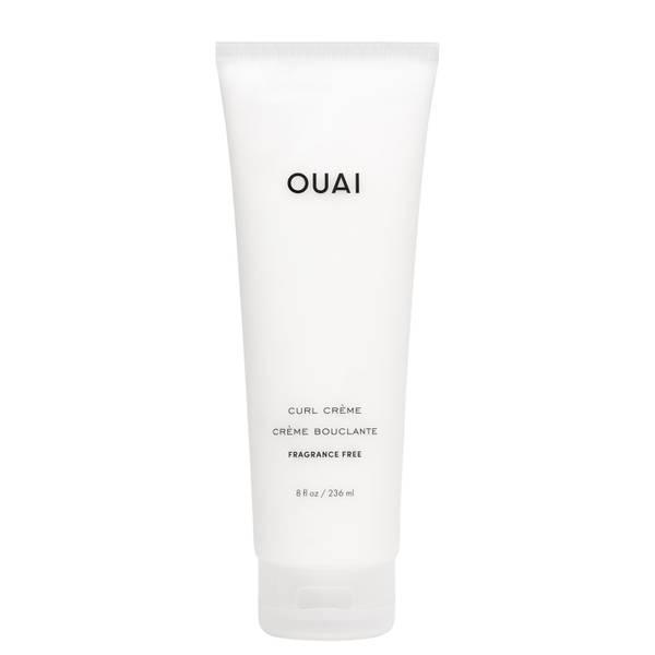 OUAI Fragrance Free Curl Crème 236ml