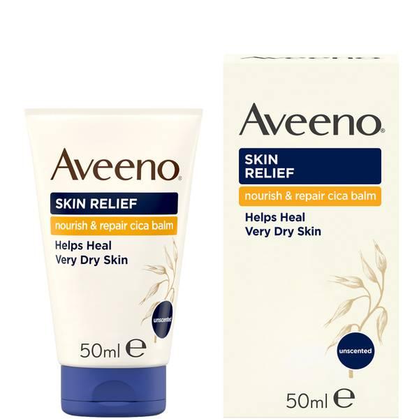 Aveeno皮肤救济滋养和修复Cica Balm 50ml