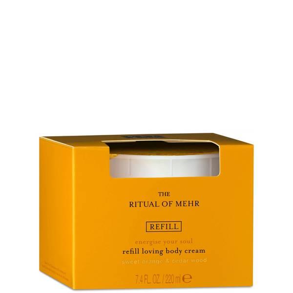 RITUALS The Ritual of Mehr Refill Body Cream, Körpercreme Nachfüllpackung 220 ml