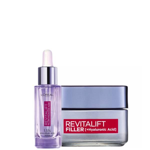 L'Oréal Paris Revitalift Filler Serum Kit