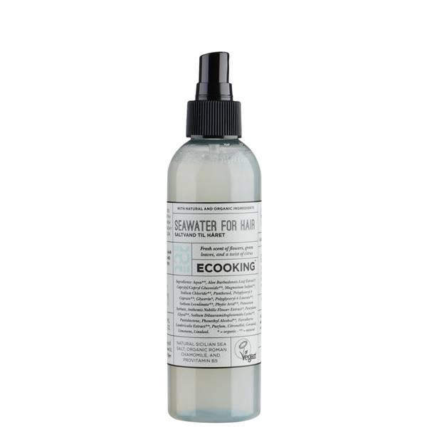Ecooking Seawater for Hair 200 ml