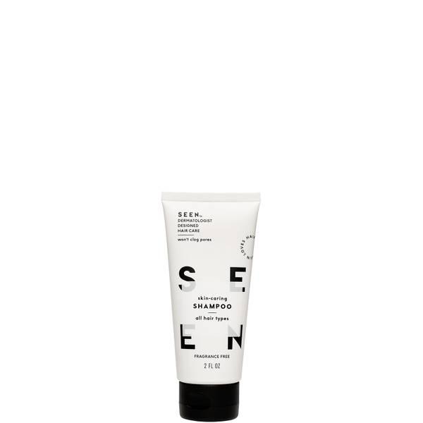SEEN Fragrance Free Shampoo Travel Size 2 fl. oz
