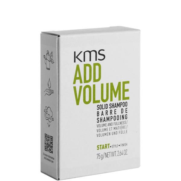 KMS Add Volume Solid Shampoo 75g
