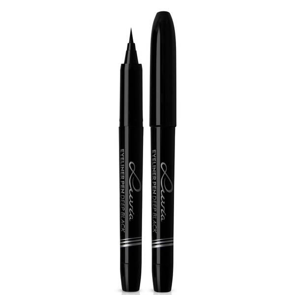 Luvia Eyeliner Pen - Deep Black 1ml