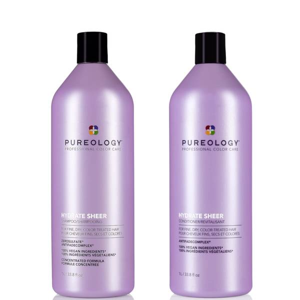 Pureology Hydrate Sheer Supersize Duo