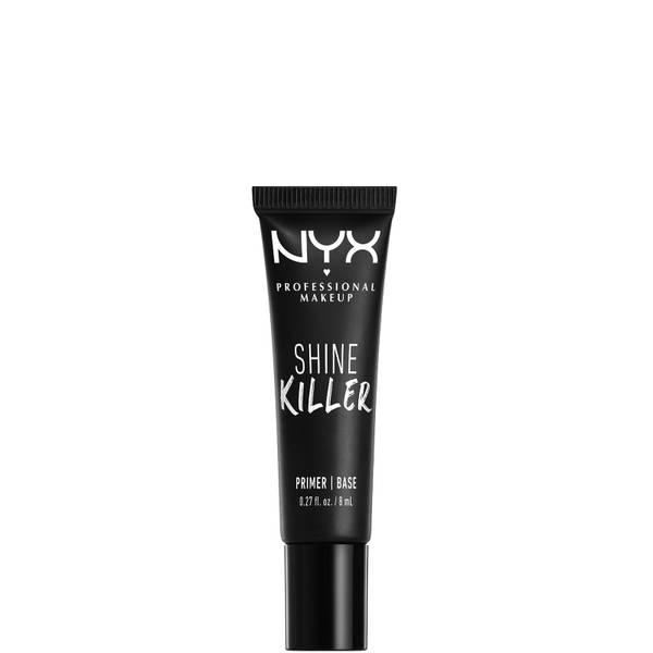 NYX Professional Makeup Mini Face Primer matificante con carbón vegetal 9g